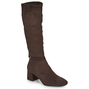 Chaussures Femme Bottes ville JB Martin ANNA Marron