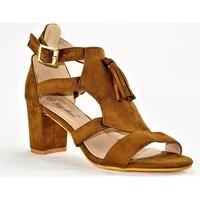 Chaussures Femme Sandales et Nu-pieds Lily Shoes 618 CAMEL