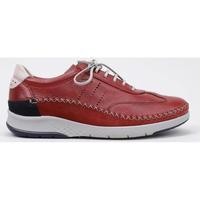 Chaussures Homme Derbies Fluchos  Rouge