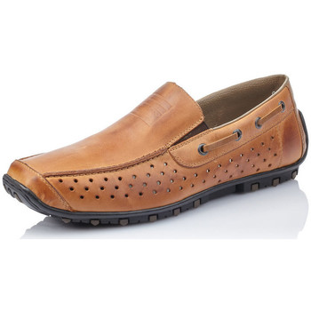Chaussures Homme Mocassins Rieker 08969-25 BROWN