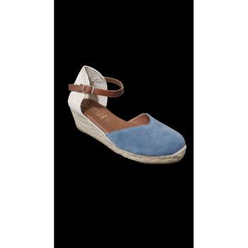 Chaussures Femme Espadrilles La Maison De L'espadrille 823-3 jeans