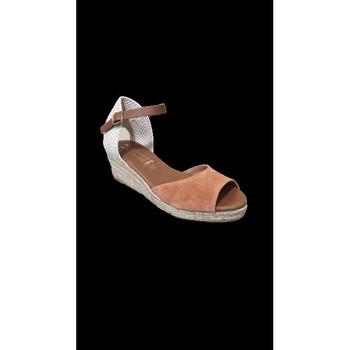 Chaussures Femme Espadrilles La Maison De L'espadrille 822-3 orange