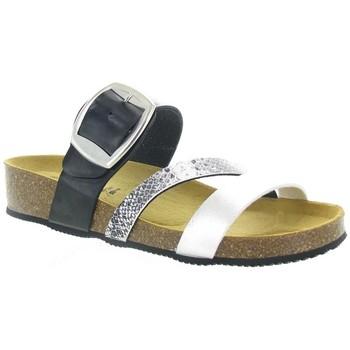 Chaussures Femme Mules La Maison De L'espadrille 3535-3 noir
