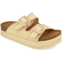 Chaussures Femme Mules Ainy M-185 Beige