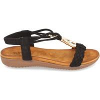 Chaussures Femme Sandales et Nu-pieds Clowse VR1-261 Negro