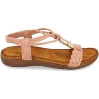 Chaussures Femme Sandales et Nu-pieds Clowse VR1-261 Rosa
