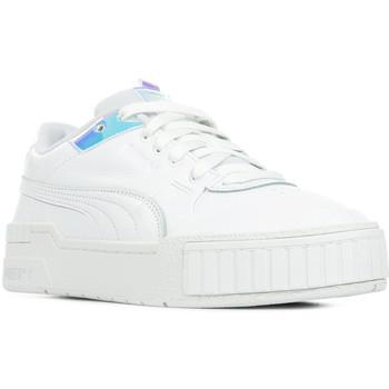 Chaussures Femme Baskets basses Puma Cali Sport Glow blanc