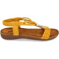 Chaussures Femme Sandales et Nu-pieds Clowse VR1-261 Amarillo