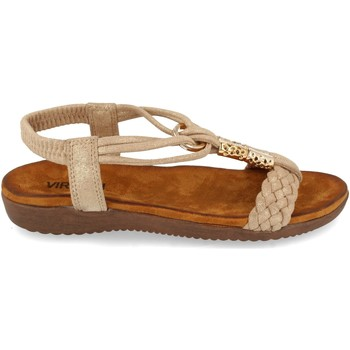 Chaussures Femme Sandales et Nu-pieds Clowse VR1-261 Kaki