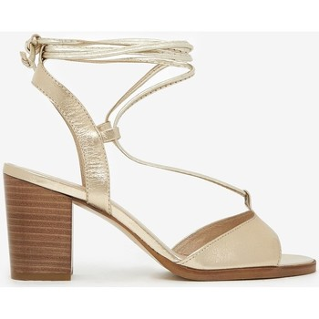Chaussures Femme Sandales et Nu-pieds San Marina ANANDO Or
