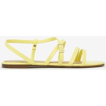 Chaussures Femme Sandales et Nu-pieds San Marina PALMITA Jaune