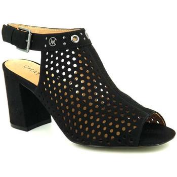 Chaussures Femme Sandales et Nu-pieds Chattawak Deborah Noir