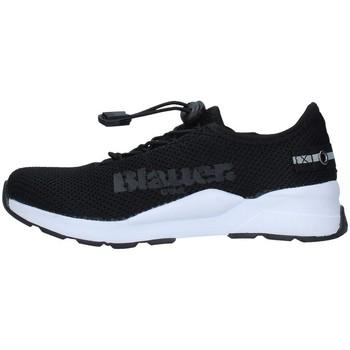 Chaussures Garçon Baskets basses Blauer S1ANDY01/KNI NOIR