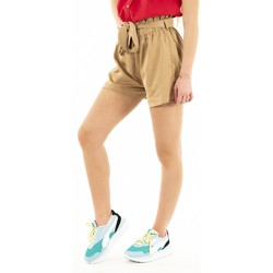 Vêtements Femme Shorts / Bermudas Molly Bracken t1245p21 beige
