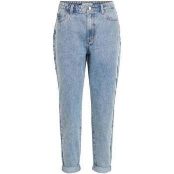 Vêtements Femme Jeans boyfriend Vila  Azul