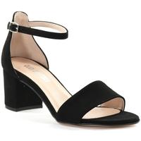 Chaussures Femme Sandales et Nu-pieds Sofia Costa 8372.S19 Noir
