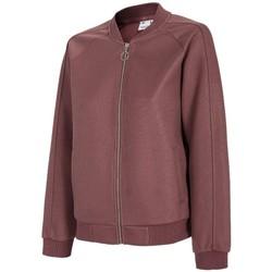 Vêtements Femme Vestes de survêtement 4F Women's Sweatshirt Bordeaux