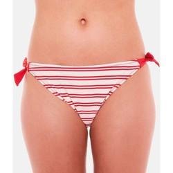 Vêtements Femme Maillots de bain séparables Brigitte Bardot Slip de bain rouge Océan Rouge