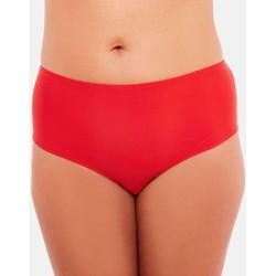Vêtements Femme Maillots de bain séparables Brigitte Bardot Shorty rouge Sud Rouge