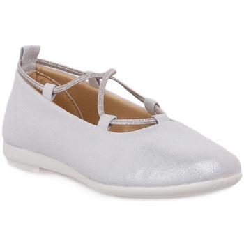 Chaussures Fille Ballerines / babies Grunland ARGENTO 05GOOD Grigio