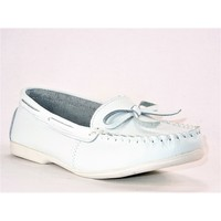 Chaussures Femme Mocassins Suredelle 30085 BLANC