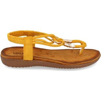 Chaussures Femme Sandales et Nu-pieds Clowse VR1-260 Amarillo