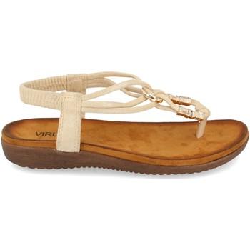 Chaussures Femme Sandales et Nu-pieds Clowse VR1-260 Beige