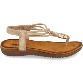 Chaussures Femme Sandales et Nu-pieds Clowse VR1-260 Kaki