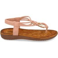 Chaussures Femme Sandales et Nu-pieds Clowse VR1-260 Rosa