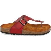 Chaussures Femme Sandales et Nu-pieds Clowse VR1-267 Rojo