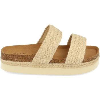 Chaussures Femme Sandales et Nu-pieds Ainy M180 Beige