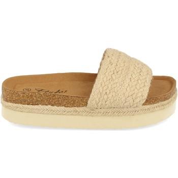 Chaussures Femme Sandales et Nu-pieds Ainy M181 Beige