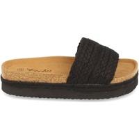 Chaussures Femme Sandales et Nu-pieds Ainy M181 Negro