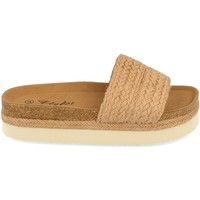 Chaussures Femme Sandales et Nu-pieds Ainy M181 Taupe