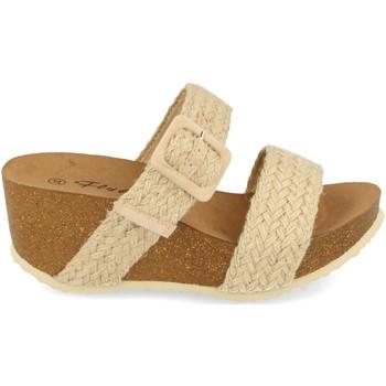 Chaussures Femme Sandales et Nu-pieds Ainy M183 Beige