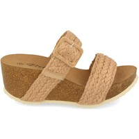 Chaussures Femme Sandales et Nu-pieds Ainy M183 Taupe