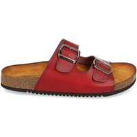 Chaussures Femme Sandales et Nu-pieds Clowse VR1-268 Rojo