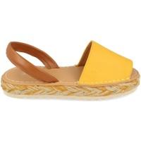 Chaussures Femme Sandales et Nu-pieds Milaya 3S11 Amarillo