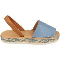 Chaussures Femme Sandales et Nu-pieds Milaya 3S11 Azul
