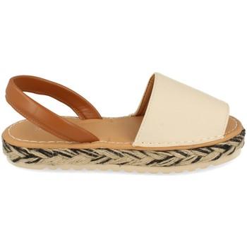 Chaussures Femme Sandales et Nu-pieds Milaya 3S11 Beige