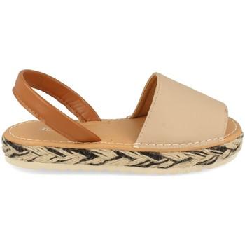 Chaussures Femme Sandales et Nu-pieds Milaya 3S11 Camel
