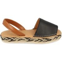 Chaussures Femme Sandales et Nu-pieds Milaya 3S11 Negro