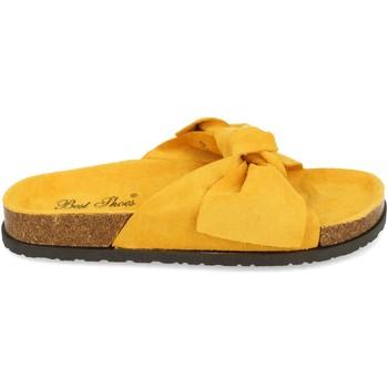 Chaussures Femme Sandales et Nu-pieds Milaya 3S12 Amarillo