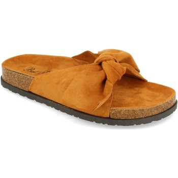 Chaussures Femme Mules Milaya 3S12 Camel