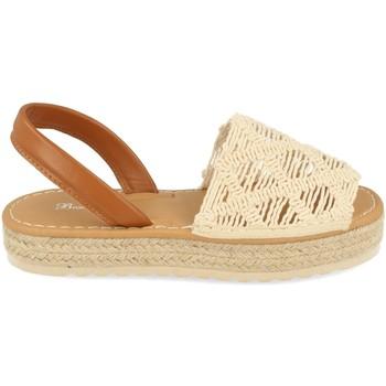Chaussures Femme Sandales et Nu-pieds Milaya 3S16 Beige