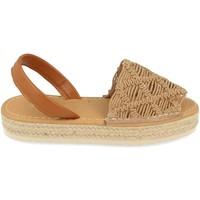 Chaussures Femme Sandales et Nu-pieds Milaya 3S16 Kaki