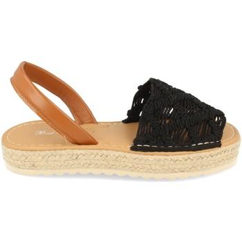 Chaussures Femme Sandales et Nu-pieds Milaya 3S16 Negro