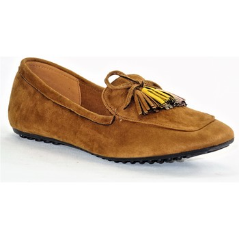 Chaussures Femme Mocassins Suredelle 3626 CAMEL