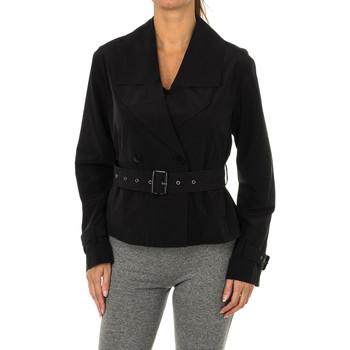 Vêtements Femme Vestes Armani jeans Veste en jean Armani Noir