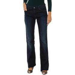 Vêtements Femme Pantalons Armani jeans Pantalon long Bleu